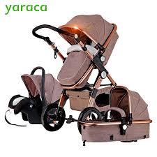 siège auto pour nouveau né bébé poussette 3 en 1 avec siège d auto pour nouveau né haute vue