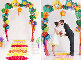 wedding backdrop flowers 19 stunning ceremony backdrops brit co