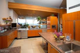 custom kitchen cabinets tucson at 17 5 million tucson cbell cliffs estate in