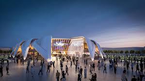 santiago calatrava wins competition to design pavilion for dubai