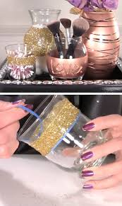 Makeup Vanity Storage Ideas Best 25 Diy Makeup Storage Ideas On Pinterest Diy Makeup