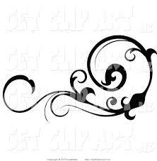 Designs Simple Scroll Design Clip Art Clipart Panda Free Clipart Images