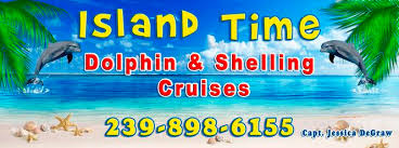 island time dolphin shelling sunset cruises charter business