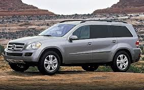 mercedes 3 row suv used 2007 mercedes gl class for sale pricing features