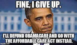 Anti Obamacare Meme - funniest barack obama memes and pictures