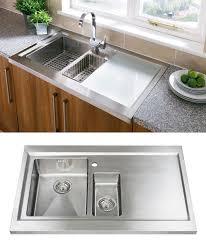Astracast BISTRO  SITON Kitchen Sink With FREE ACCESSORIES - Sit on kitchen sink