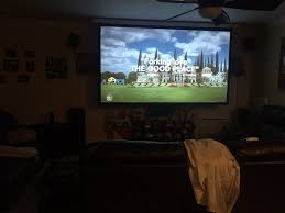 motorized home theater screen homegear 120 inch electric bargain avs forum home theater
