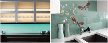 glass backsplash ideas excellent backsplash glass panels diy solid kitchen backsplashes to
