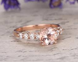 engagement rings for sale limited time sale 1 25 carat pink morganite emerald