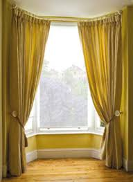 Bay Window Pole Suitable For Eyelet Curtains Bespoke Orders