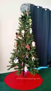 wars christmas wars christmas tree while he was napping