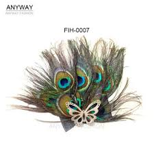 butterfly embellished peacock feather brooch pin buy peacock