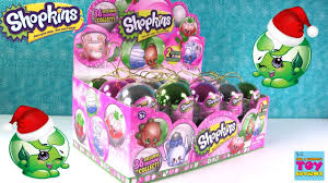 shopkins metallic ornaments collection season 5 repaint