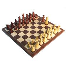 Staunton Chess Pieces by 3 1 2