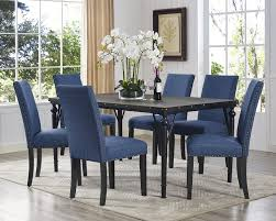 7 Piece Dining Room Set by Brayden Studio Raquel Wood Rectangle 7 Piece Dining Set With