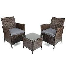 Wicker Patio Furniture Ebay Cube Rattan Garden Furniture Set Chairs Sofa Table Outdoor Patio