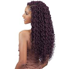 crochet hair freetress 2x soft curly lite faux loc crochet
