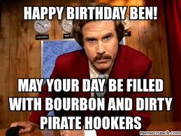 Meme Will Ferrell - happy birthday meme will ferrell