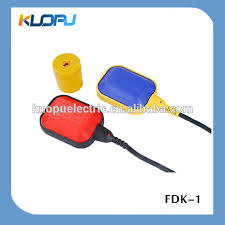 low water level switch water pump pressure switch pressure float