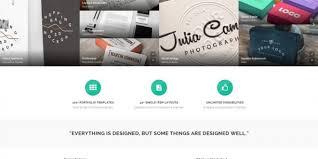 30 best html5 css3 portfolio website templates free premium
