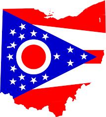 Zavala Flag Ohio Map Flag For The Kid U0027s Room Pinterest Ohio Flags And