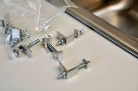 Choose Undermount Sink Clips  The Homy Design - Kitchen sink clips