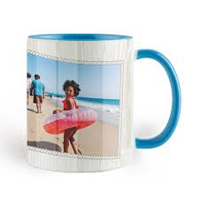 sky blue coffee mug 11 oz sky blue colorful mug mugs gifts