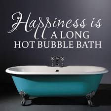 vinyl wall sticker happiness long hot bubble bath decal use star wall stickers properly can bring big changes your house flower and grass wars decals for the spring blue yellow