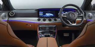 mercedes interior mercedes e class interior practicality and infotainment carwow