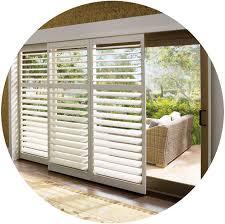 Blinds For Patio by Patio U0026 Sliding Glass Door Window Treatments Hunter Douglas