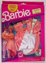 barbie and ken fantasy fashions pack 781 new ebay