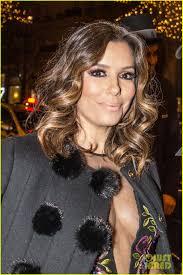 eva longoria has girls night in paris with doutzen kroes u0026 natasha