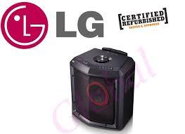lg audio u0026 hi fi systems mini hifi u0026 stereo systems lg uk lg fh2 mini hi fi stereo 50w rms bluetooth portable speaker system