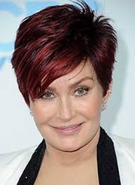 back view of sharon osbourne haircut hairstyle sharon osbourne haircut 2016sharon back view 42