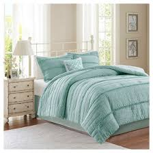 Ruffle Bed Set Alexis Ruffle Comforter Set 5pc Target