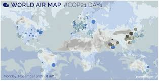 Beijing On World Map by Should You Go Outside Today Live Map Of World Air Pollution Launched
