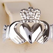 claddagh ring galway ring galway design in sterling silver