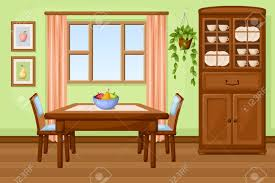 feng shui dining room interior clipart dining room pencil and in color interior
