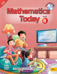 mathematics today for icse book 8 by o p malhotra