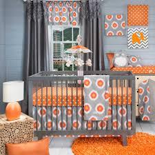 Complete Crib Bedding Set Baby Nursery Unique Baby Nursery Room Decoration With Grey And