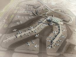 Jfk Terminal 4 Map Construction Work Begins On T2 Pier At Budapest Airport Airports