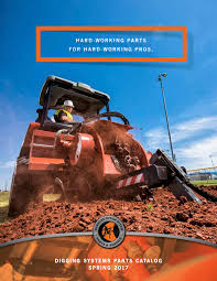 parts ditch witch