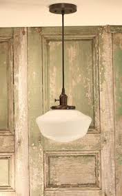 Schoolhouse Lights Kitchen Diy Schoolhouse Light Made From Candlestick Base Pot Lid And