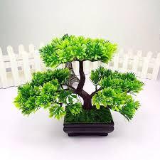 2018 welcoming pine emulate bonsai simulation decorative