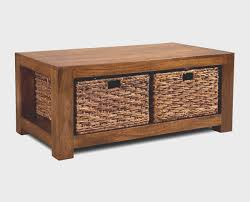coffee table with baskets under coffe table amazing under coffee table storage baskets under coffee