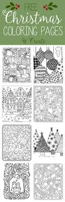 christmas coloring pages for grown ups free christmas adult coloring pages u create