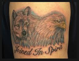 eagle and wolf picture at checkoutmyink com