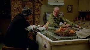 Breaking Bad Wikipedia Image 1x07 Walt Giving Jesse His Shopping List Jpg Breaking