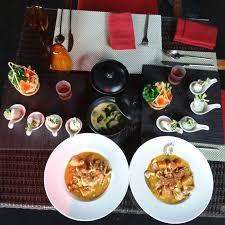 de cuisine thailandaise cours de cuisine picture of kupu kupu phangan villas