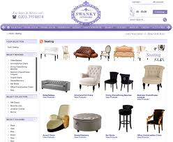 home decor stores london spotlight on swanky interiors furniture store a gold mine for